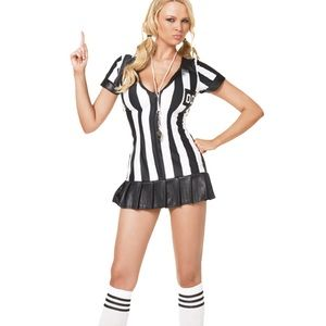 Other - Sexy Referee Halloween Costume