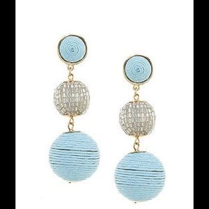Jewelry - Thread Ball Post Earring