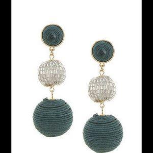 Jewelry - Thread Ball Post Earrings