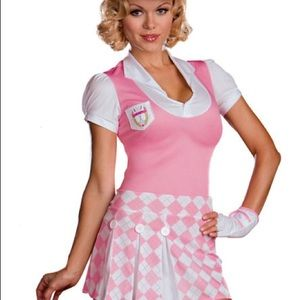 Other - Pink Sexy Caddy Halloween Costume