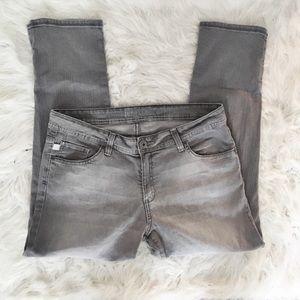 Jordache Premium Gray Jeans