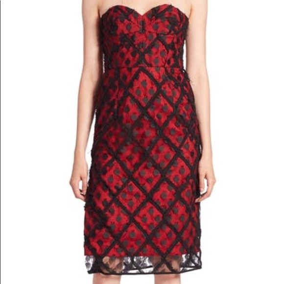 e47a7b11aa6 Milly - Alex Embroidered Lace Dress