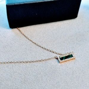 Beautiful new gold dainty necklace