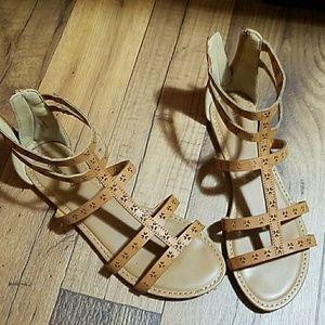 Flat Bamboo Sandals