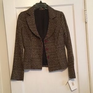 New with tags. Dmbm from Nordstrom blazer