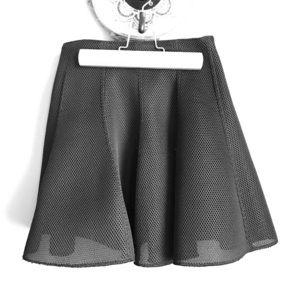 Guess Black Mini Skirt Size 0