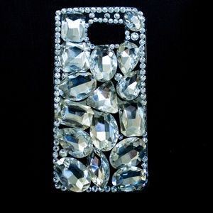 Accessories - Blinged-out Phone Case
