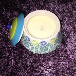 Anthropologie Capri Blue Candle- Costal Blue scent