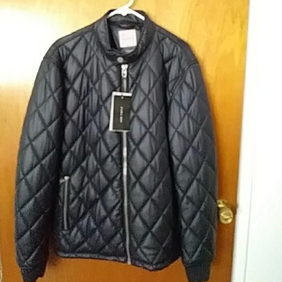 ZARA - BRAND NEW ZARA FAUX LEATHER QUILTED JACKET from Kwok's ... : zara leather quilted jacket - Adamdwight.com