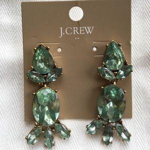 J Crew Mint Earrings