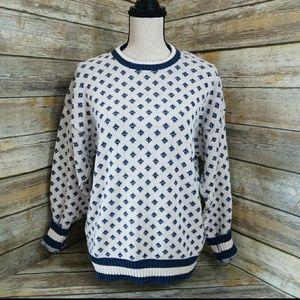 *Vintage* 1980's Grandpa Sweater