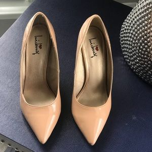 Luichiny Nude Pump- Worn once
