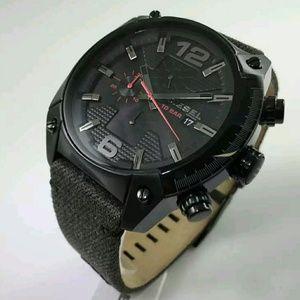 Brand New diesel chronograph men's watch