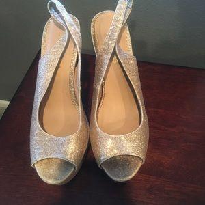 Shoe dazzle heels