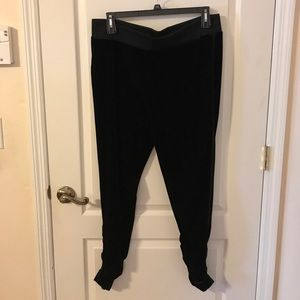 Juicy Couture Velour Sweat Pants Size XL NWOT