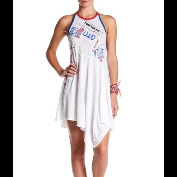 Free People Dresses & Skirts - NWT Batter Up Mini Dress