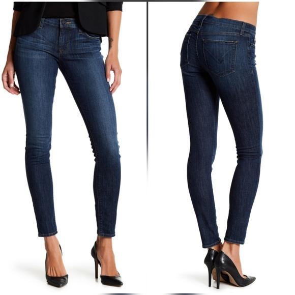 3c64da6ae276a Hudson Krista Super Skinny Jeans in Well-Bred