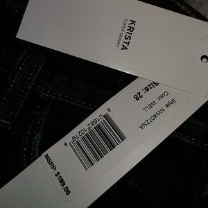 0e43482f5c6bc Hudson Jeans Jeans - Hudson Krista Super Skinny Jeans in Well-Bred