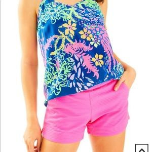 Lilly Pulitzer Adie Pink Short