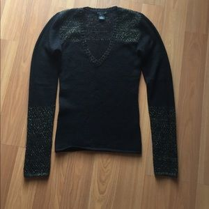 Guess sweater.