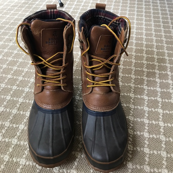 94ed49bce61 Brooks Brothers Other - Brooks Brothers Duck Boots