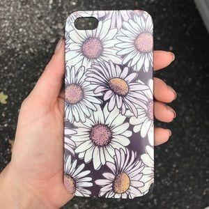 Brandy Melville FLOWER PHONE Case — iPhone 5!