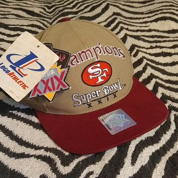 1041d9aaf Vintage San Francisco 49ers Champions Snapback