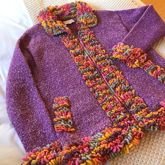 79% off purple mountain Sweaters - Purple mountain sweater jacket ...