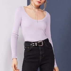 Urban Outfitters Around Town Long-Sleeve Tee