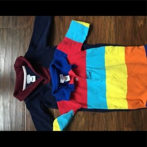 Two Ralph Lauren baby boy, size 9 month outfits