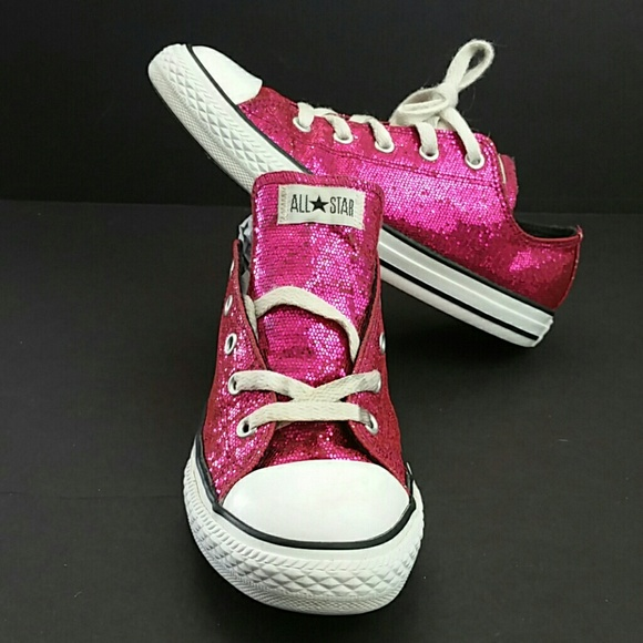CONVERSE Other - CONVERSE GIRLS(YOUTH) FASHION SNEAKERS