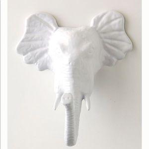 Anthropologie Encased Elephant Hook NWT