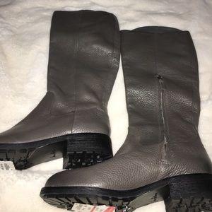 Sam Edelman Grey Boots