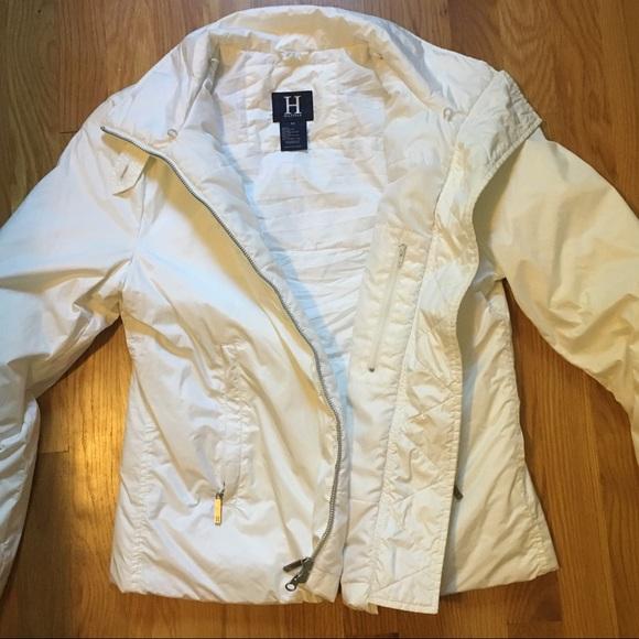 Tommy Hilfiger Jackets & Blazers - White, Tommy Hilfiger Jacket!!