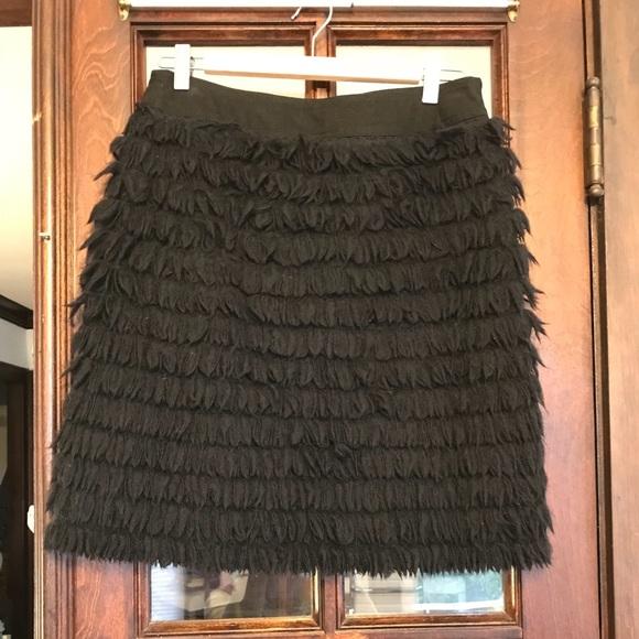 73da441ca Fringe yarn mini skirt Moschino! M_59e38f414e8d1722ea06d20b. Other Skirts  ...