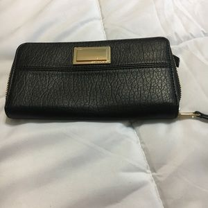 Like new Juicy couture checkbook wallet