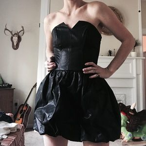 Little cute black dress