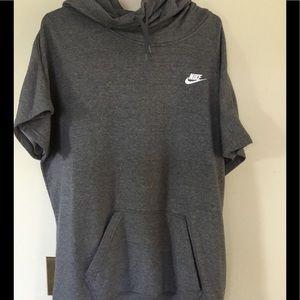Nike sweat dress