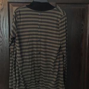 Tops - Cardigan and Tshirt set from Maurice's.