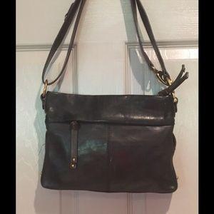 Tignanello Leather Cross Body Bag