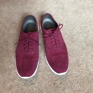 Fig Cole Haan Sneakers with funky details