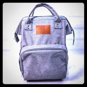 Handbags - Grace & Grace Baby Diaper Backpack