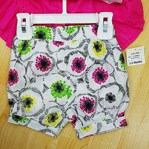 First Impressions Matching Sets - First impressions shorts set