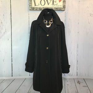 Calvin Klein Coat Dressy Size L 😍