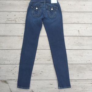 True Religion Misty Skinny Jeans 26 X 29 *