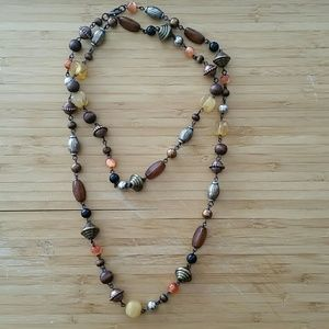 Jewelry - Fall Fashion Necklace