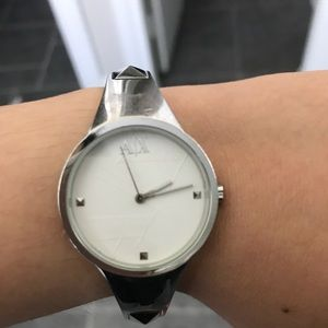 Armani Exchange A/X watch