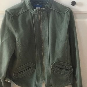 Military/moto jacket