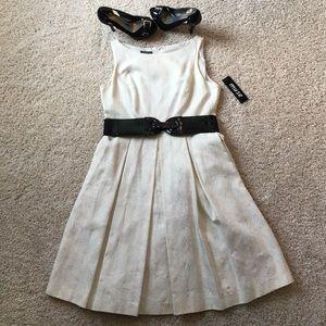 Muse Ivory Dress