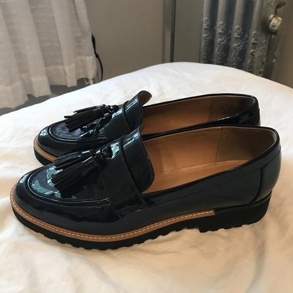 88959c44f4b Franco Sarto Shoes - Franco Sarto Carolynn Loafer in Navy